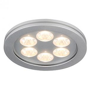 SLV 111992 Eyedown LED 6 x 1W inbouwspot buitenverlichting