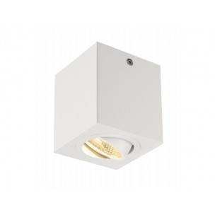 SLV 113941 Triledo Square CL wit led plafondlamp