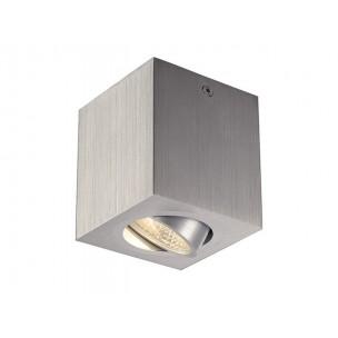 SLV 113946 Triledo Square CL alu led plafondlamp