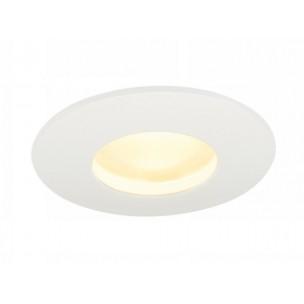 SLV 114461 Out 65 round hoogvolt LED wit inbouwspot