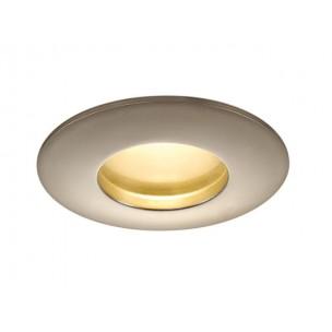 SLV 114467 Out 67 round hoogvolt LED titaaninbouwspot