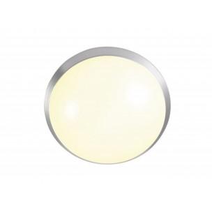 134333 SLV Moldi 46 Alu geborsteld plafondlamp