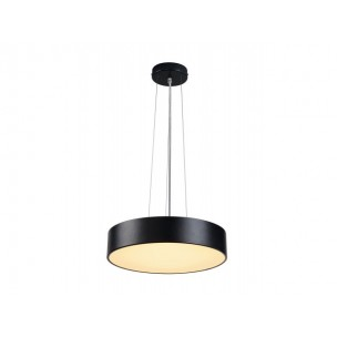 SLV 135070 Medo 40 LED zwart plafondlamp