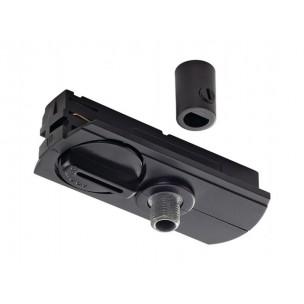 SLV 143120 1-Fase pendelarmatuuradapter zwart