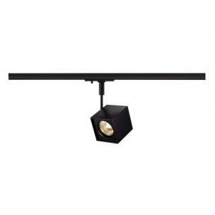 SLV 143350 Altra Dice GU10 zwart 1-fase railverlichting