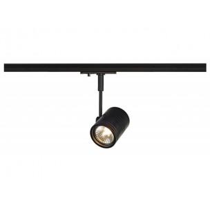 SLV 143440 Bima 1 zwart 1-fase railverlichting