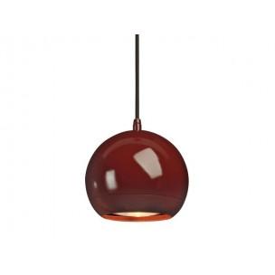 SLV 143626 Light Eye wijnrood1-fase railverlichting