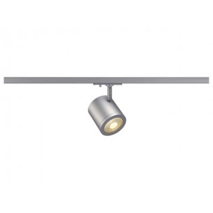 SLV 143944 Enola_C LED zilvergrijs 1-fase railverlichting