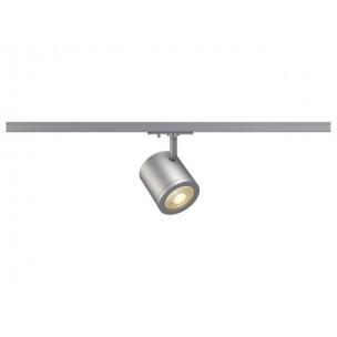 SLV 143954 Enola_C LED zilvergrijs 1-fase railverlichting
