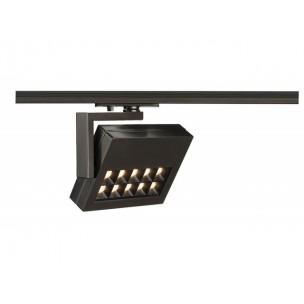 SLV 144050 Profuno zwart 1-fase railverlichting