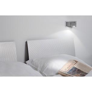 SLV 146254 Bedside rechts LED wit wand inbouwspot