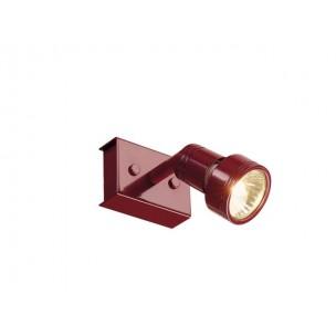 SLV 147366 Puri 1 wijrood wand- en plafondspot