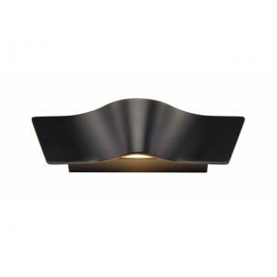 147820 SLV Wave Wall zwart wandlamp