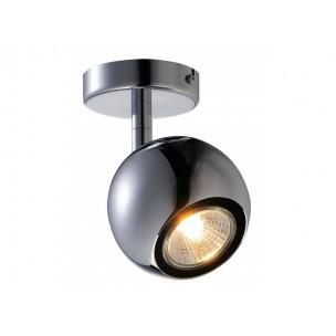 SLV 149062 Light Eye 1 GU10 Chroom wand- en plafondspot