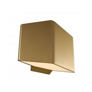 SLV 151703 Cariso Messing wandlamp