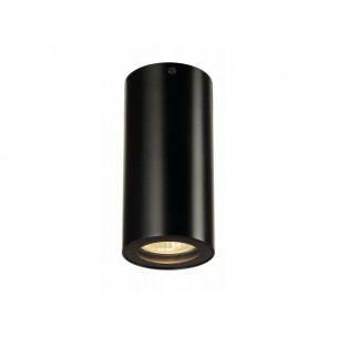 SLV 151810 Enola_B CL-1 zwart plafondlamp