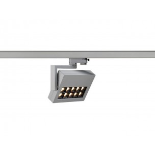 SLV 152544 Profuno 30º zilvergrijs LED railverlichting