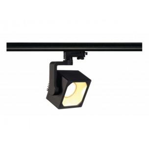 SLV 152720 Euro Cube DLMI zwart 3000K 28W led railverlichting