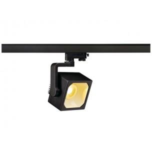 SLV 152740 Euro Cube 30º 2150lm zwart LED railverlichting