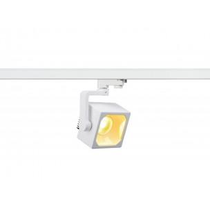 SLV 152761 Euro Cube 90º 1950lm wit LED railverlichting