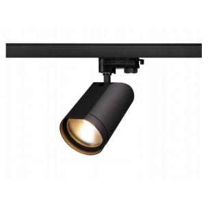 SLV 152980 Bilas single zwart 60º 3-fase railverlichting