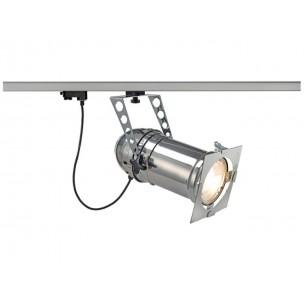 SLV 153342 SFL Par56 T 150 Lang HV G12 alu gepolijst 3 -fase railverlichting
