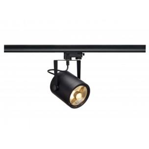 SLV 153420 Euro Spot ES111 zwart 3-fase railverlichting