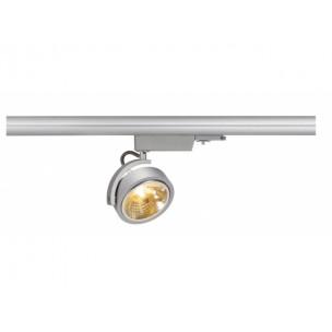 SLV 153584 Kalu Track QRB111 zilvergrijs railverlichting