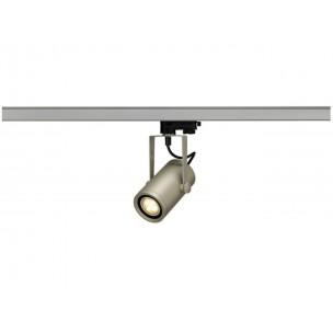 SLV 153944 Euro Spot Integrated LED 24º 3000K zilvergrijs railverlichting