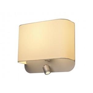 SLV 155681 Accanto Ledspot round wit wandlamp