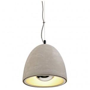 SLV 155711 Soprana Solid PD-2 beton hanglamp