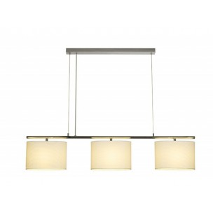 155871 SLV Triadem wit hanglamp