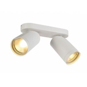 SLV 156431 Bilas Double LED wit plafondspot