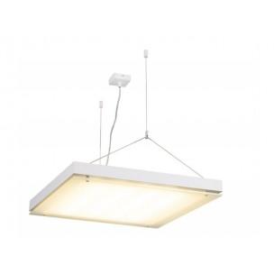 SLV 157101 T5 Grill wit kantoorverlichting