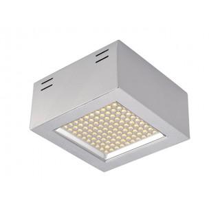 SLV 162494 LEDPanel 100 SMD, CL zilvergrijs plafondarmatuur