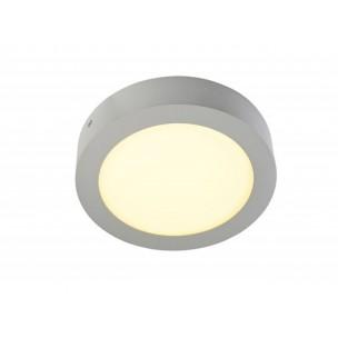 SLV 162953 Senser LED 14W zilvergrijs wand- en plafond armatuur