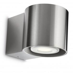 Philips Bumblebee 163184716 RVS Ledino Outdoor wandlamp