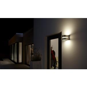Philips Hazel 169284716 RVS Ecomoods Outdoor wandlamp