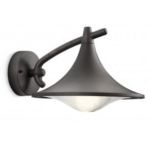 Philips Cedar 172079316 antraciet myGarden wandlamp