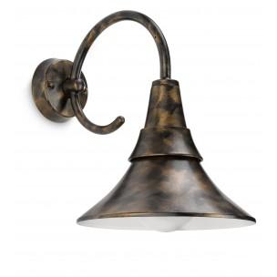 Philips Fowl 172584216 bruin myGarden wandlamp