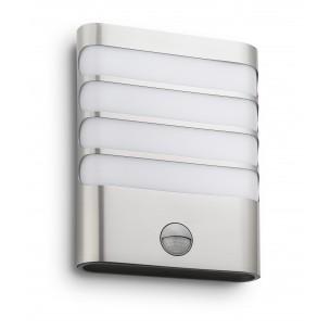 Philips Raccoon 172744716 myGarden LED wandlamp met sensor