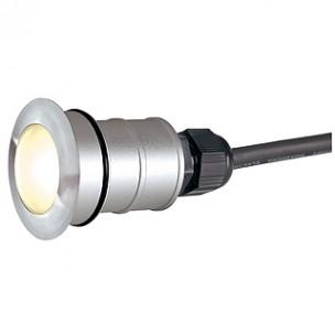 SLV 228332 Power Trail-Lite grond en wand inbouwspot buitenverlichting