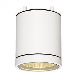 SLV 228501 Enola_C Out CL wit led plafondlamp buiten