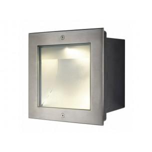 SLV 229381 Dasar LED Square grond inbouwspot buitenverlichting