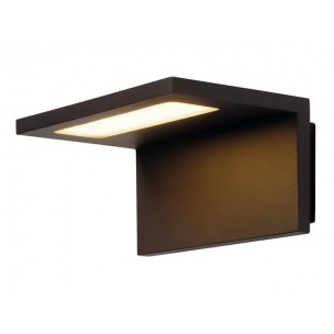 SLV 231355 Angolux Wall antraciet LED wandlamp buiten