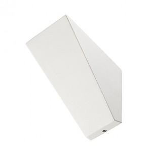 SLV 231711 Keil wit wandlamp buiten