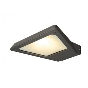 SLV 231745 Trapecco Wall Down wandlamp buiten
