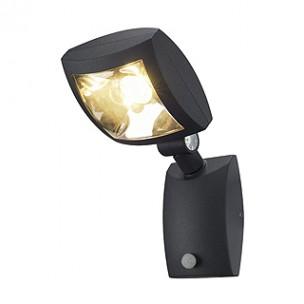 SLV 232405 Mervaled S LED wandlamp met sensor buitenverlichting