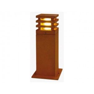 SLV 223427 Rusty Square 40 LED roestkleur tuinverlichting