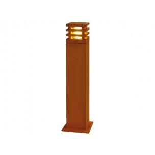 SLV 233437 Rusty Square 70 LED roestkleur tuinverlichting